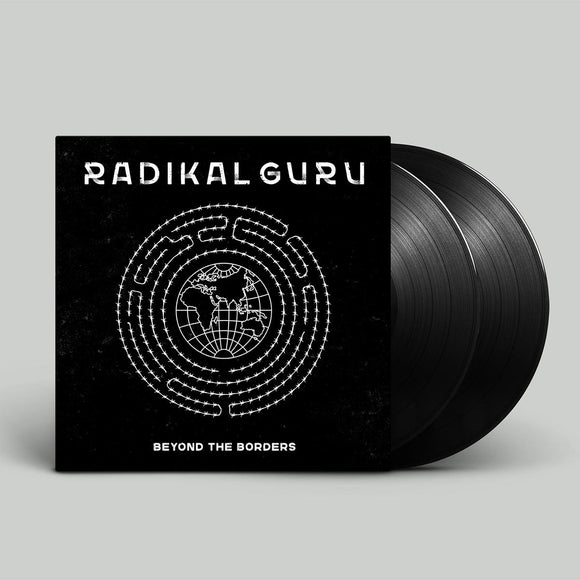 Radikal Guru - Beyond The Borders LP [printed sleeve / 180 grams / incl. dl code]