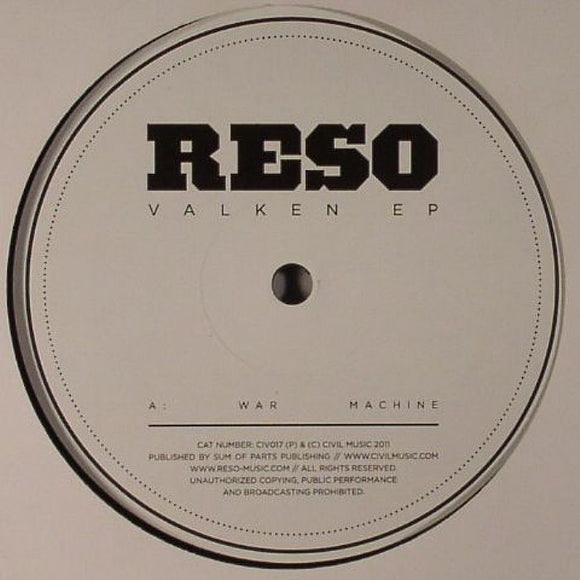 Reso - Valken EP/War Machine