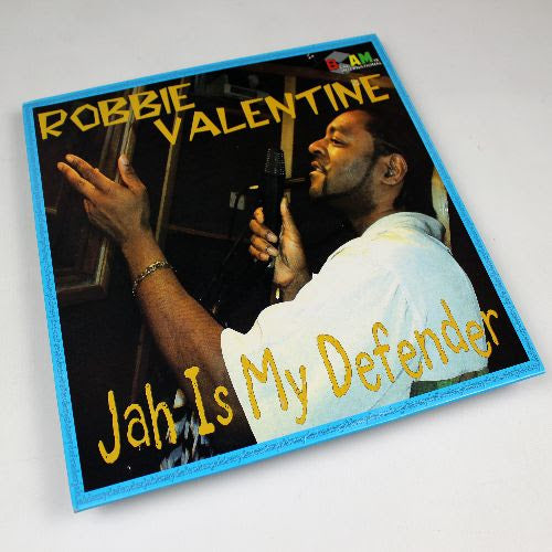 Robbie Valentine – Jah Is My Defender [12