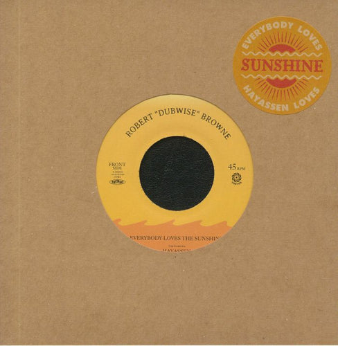 Robert Dubwise BROWNE - Everybody Loves The Sunshine (reissue)
