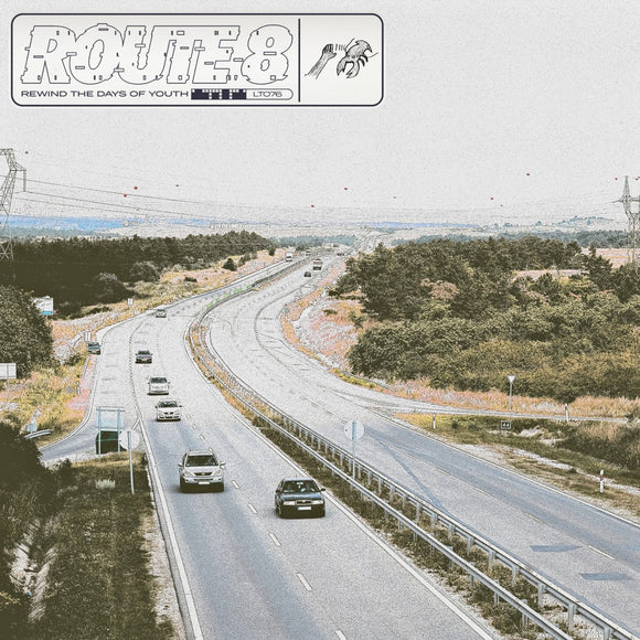 Route 8 - Rewind The Days Of Youth LP