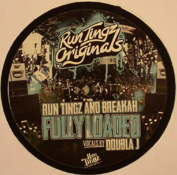 Run Tingz & Breakah ft. Doubla J - Fully Loaded (DnB Versions)