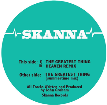 SKANNA - The Greatest Thing / Heaven (Remix) // The Greatest Thing