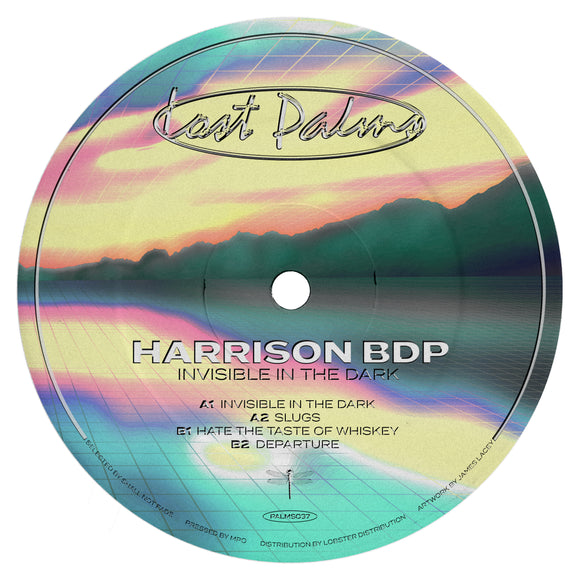 Harrison BDP - Invisible In The Dark EP