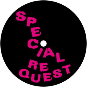 Special Request - White Label - Vortex LP