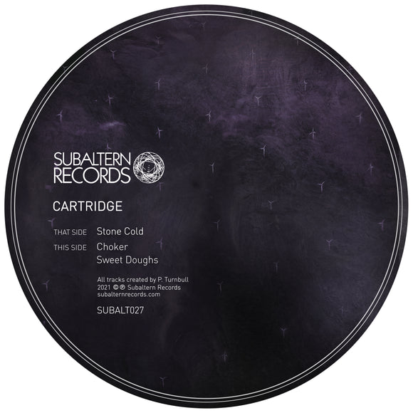 Cartridge - Stone Cold EP