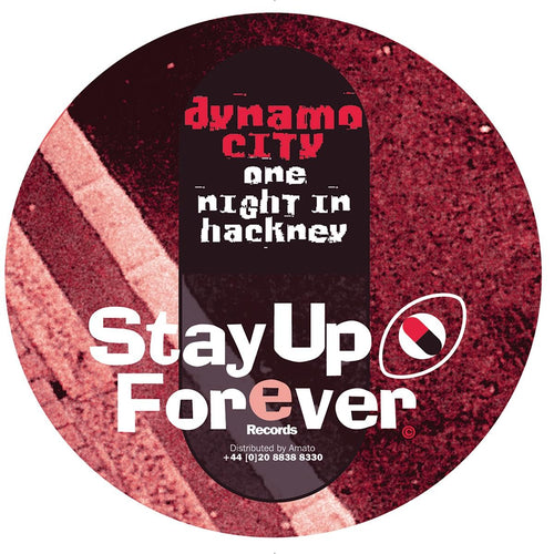 DYNAMO CITY - One Night In Hackney