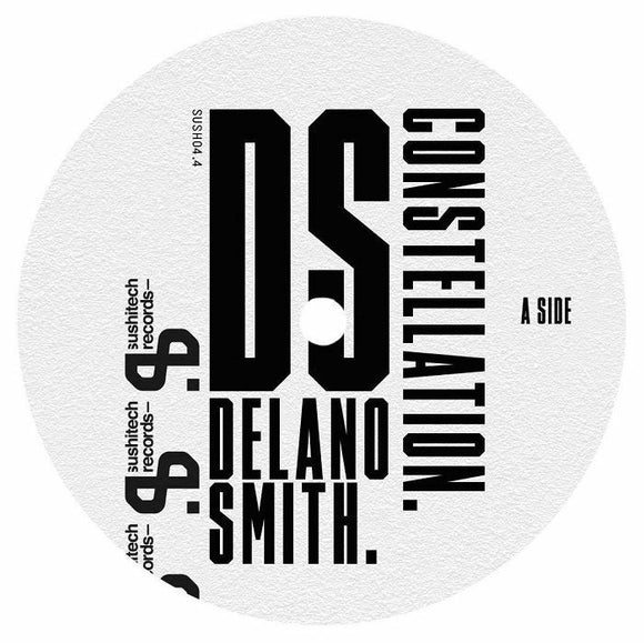 Delano SMITH / NORM TALLEY - Constellation (Sushitech 15th Anniversary reissue)