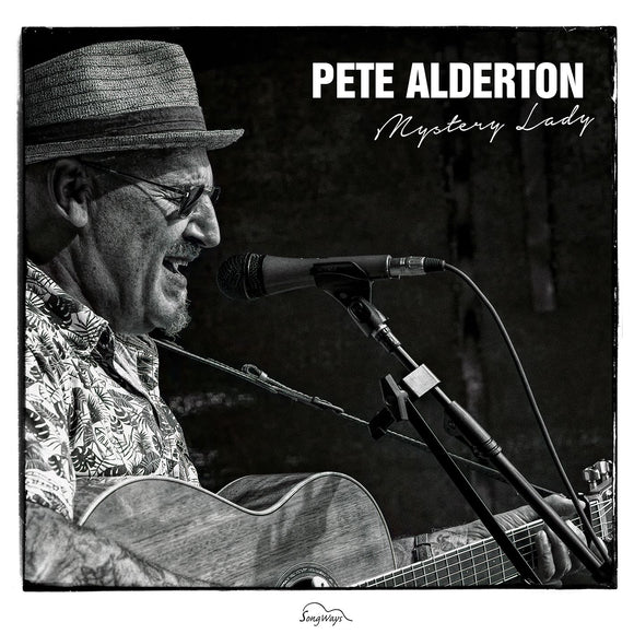 Pete Alderton - Mystery Lady [LP]