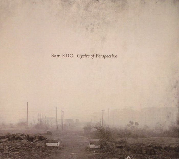 Sam KDC - Cycles Of Perspective CD