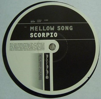 Scorpio - Mellow Song / Turn Dance