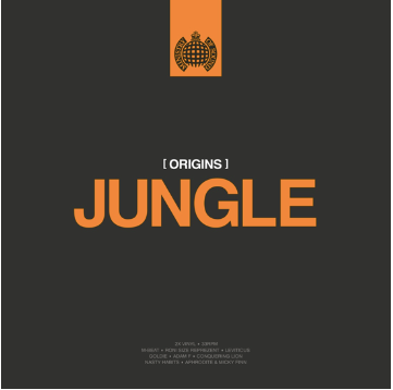 Ministry Of Sound - Origins Of Jungle LP