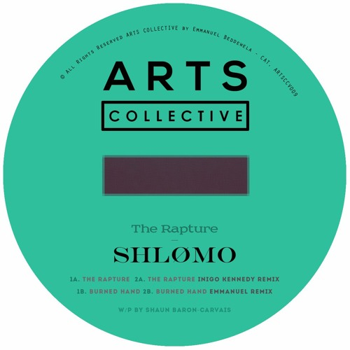 Shlomo - The Rapture incl. Inigo Kennedy