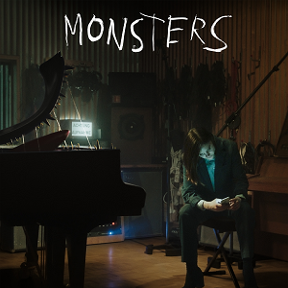 Sophia Kennedy - Monsters [Yellow Coloured Vinyl]