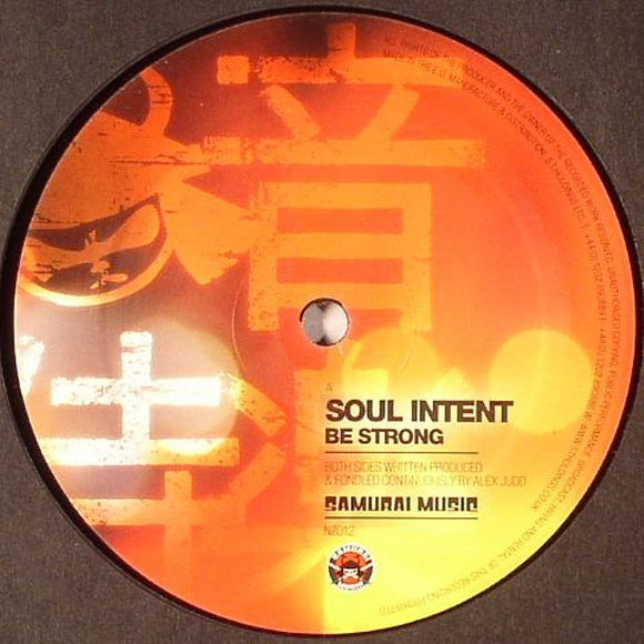 Soul Intent - Be Strong
