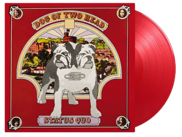 Status Quo - Dog Of Two Head (1LP Coloured)