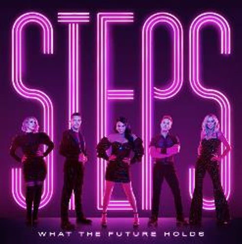 Steps - What the Future Holds [CD]