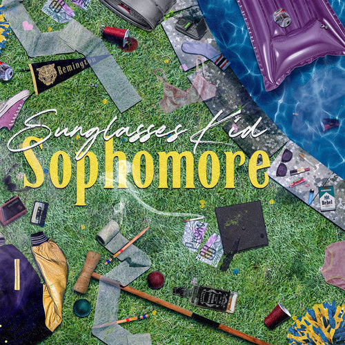 Sunglasses Kid - Sophomore [CD-R]