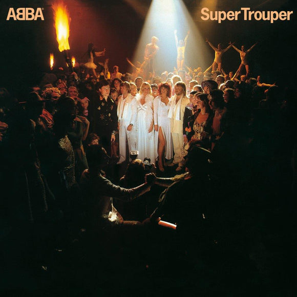 Abba - Super Trouper [40th Anniversary] Half Speed Master