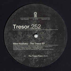 Mike Huckaby - The Tresor EP
