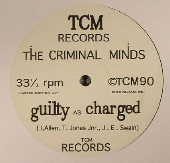 The CRIMINAL MINDS - Guilty As Charged
