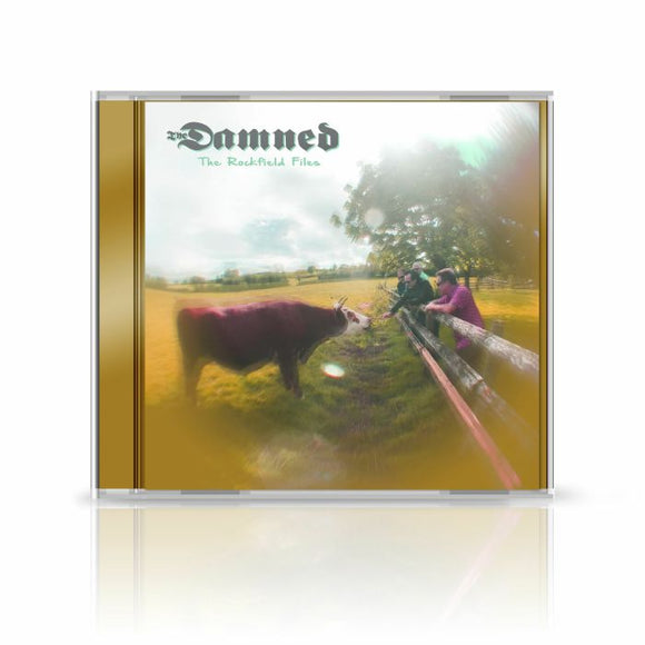 The Damned - The Rockfield Files EP [CD]