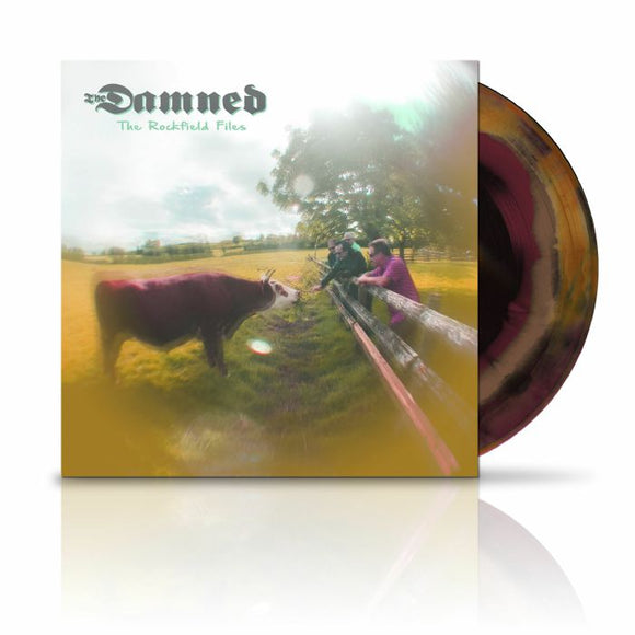 The Damned - The Rockfield Files EP [Coloured Vinyl]