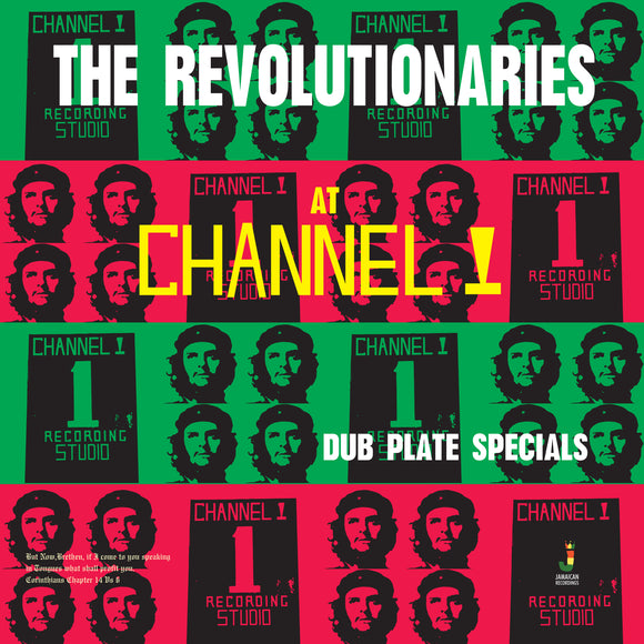 The Revolutionaires - At Channel One – Dub Plate Specials