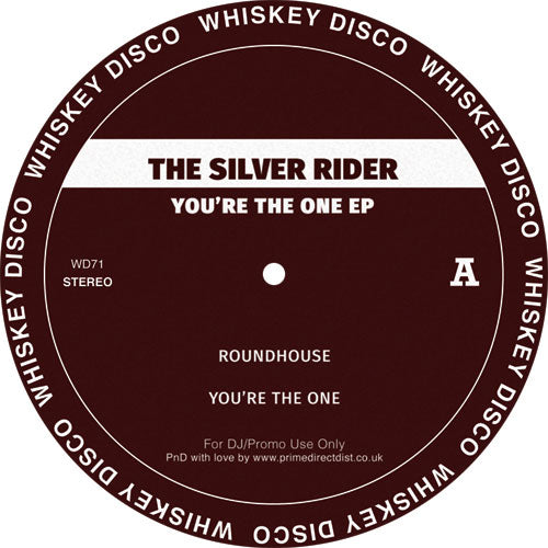 The Silver Rider / Bustin Loose - You're the one EP