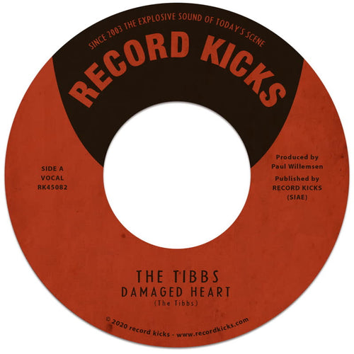 The Tibbs - Damaged Heart