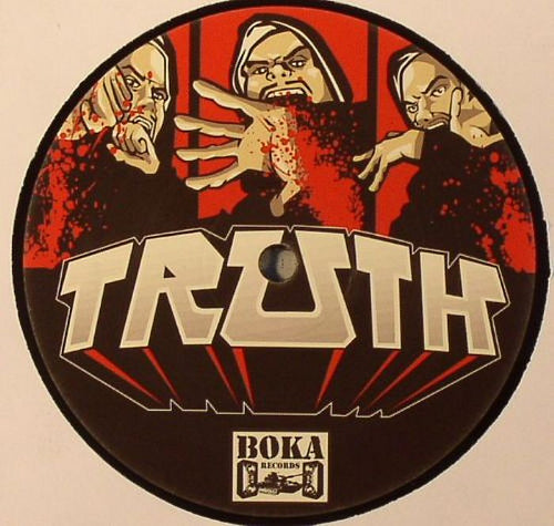 Truth - Timeshift / Hackerz