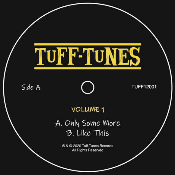 Tuff Tunes - Volume 1 [Limited 12