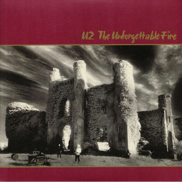 U2 - The Unforgettable Fire (1LP/Lilac)