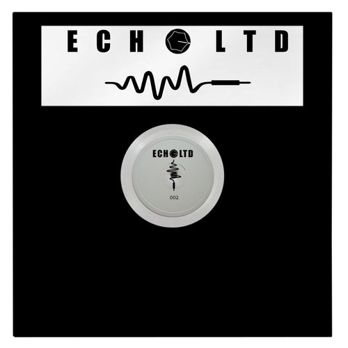 Unknown - ECHO LTD 002 LP [180 grams / clear vinyl / hand-stamped / stickered sleeve]
