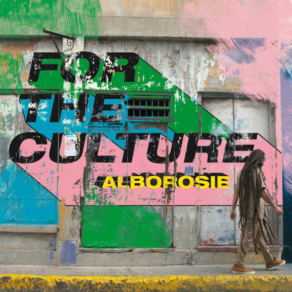 Alborosie - For The Culture [LP]