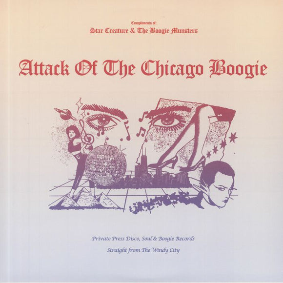 Various Artists - Attack Of The Chicago Boogie