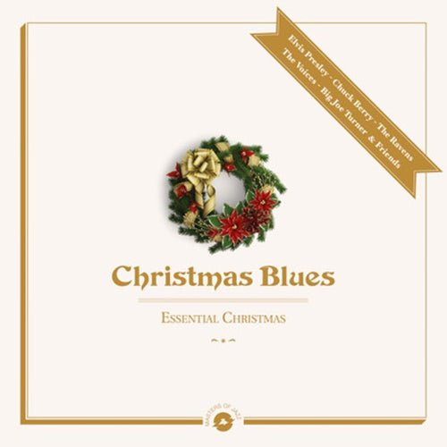 Various Artists - Christmas Blues