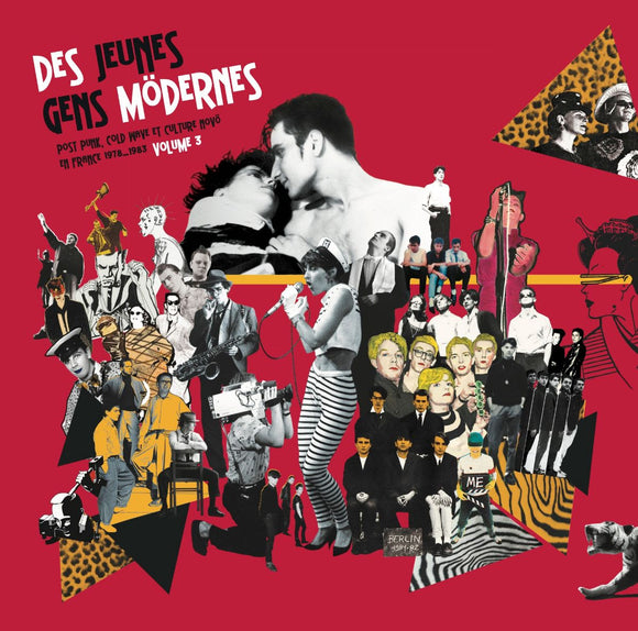 Various Artists - Des Jeunes Gens Modernes Vol 3. [Post Punk, Cold Wave, et culture Novo en France (1978 - 1983)]
