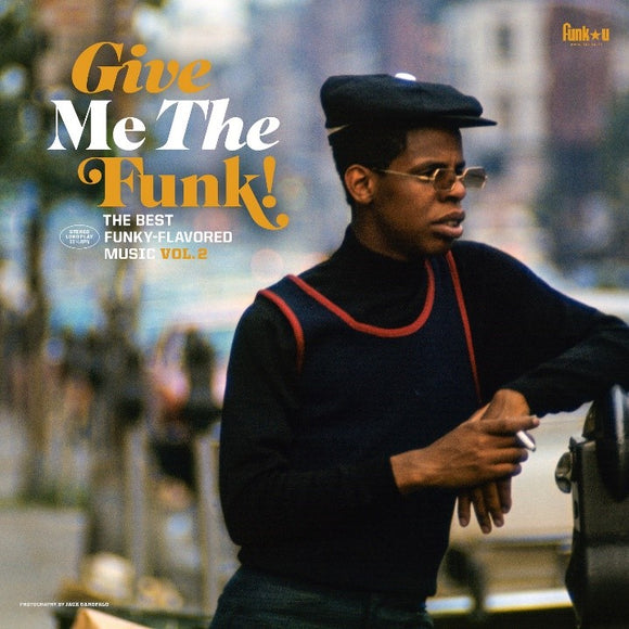Various Artists - Give Me the Funk! Vol. 2
