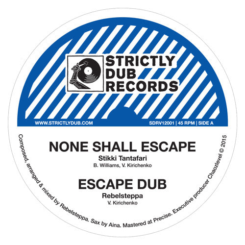 Various Artists - None Shall Escape / Give Unto Jah