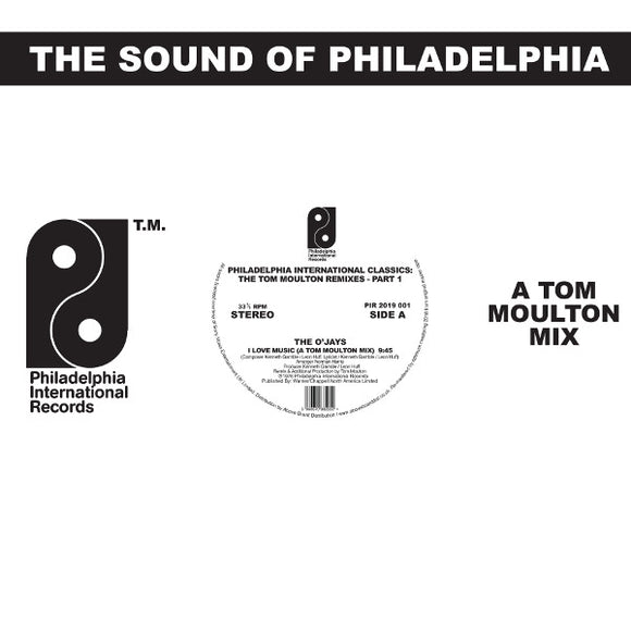 Various Artists - Philadelphia International Classics - The Tom Moulton Remixes : Part 1