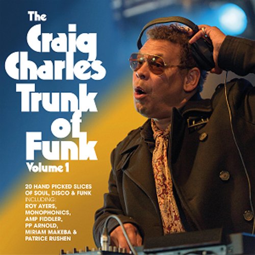 Various Artists - The Craig Charles Trunk Of Funk Vol. 1 [CD]