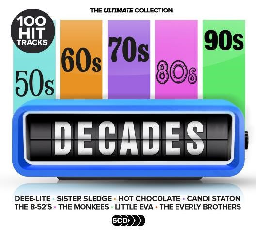 Various Artists - Ultimate Decades