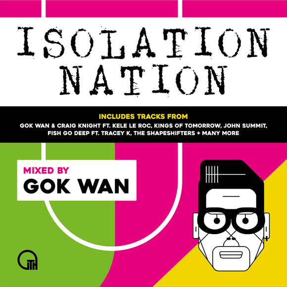 Various Artists / Gok Wan - Gok Wan presents Isolation Nation