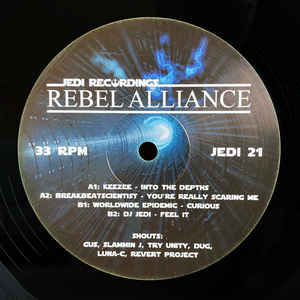 Various ‎– Rebel Alliance