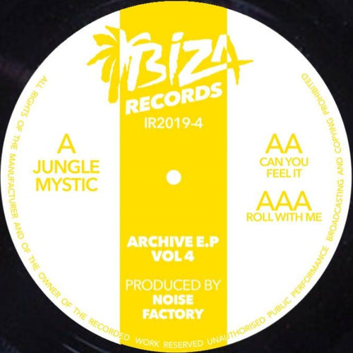 Noise Factory - Archive EP Vol 4