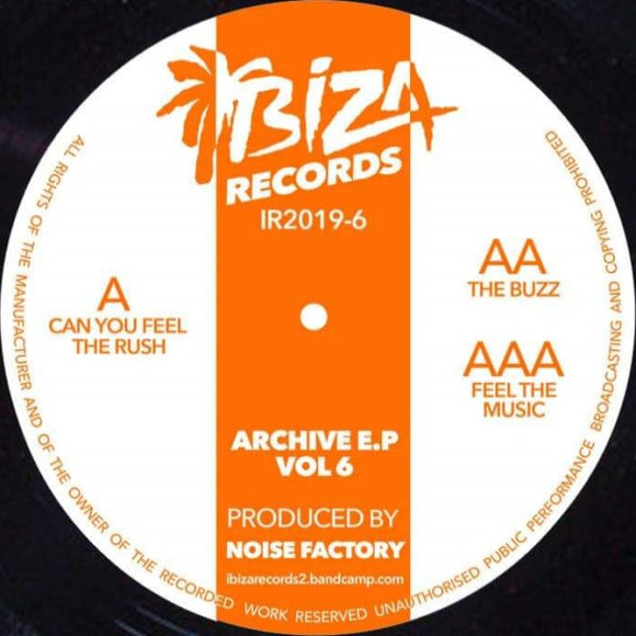 Noise Factory - Archives Vol 6