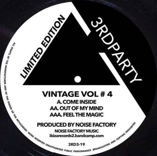 Noise Factory - Vintage Vol #4
