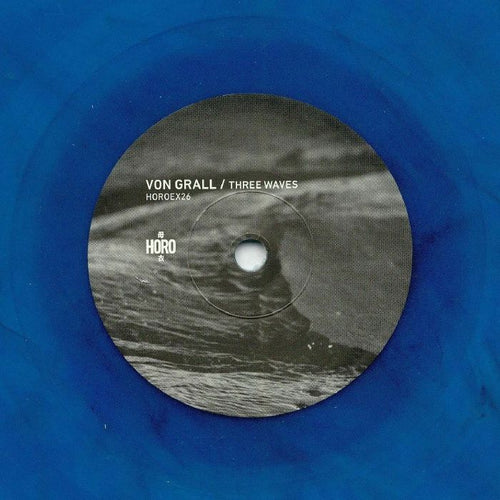 "Von Grall - Three Waves [12"" Black Vinyl]"