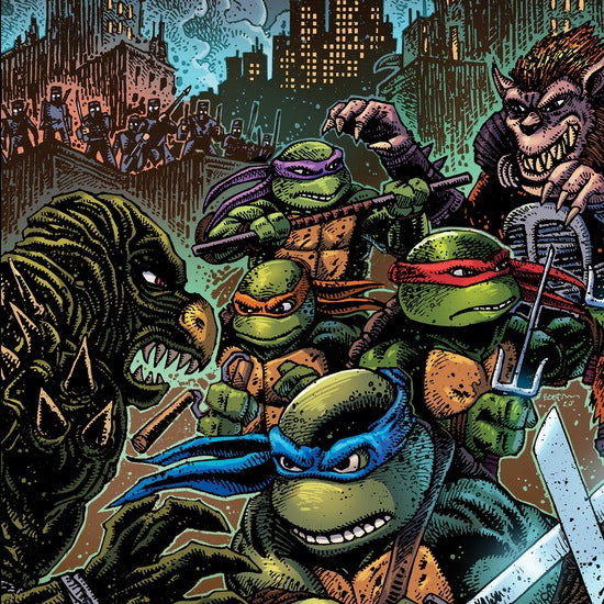 John DuPrez - Teenage Mutant Ninja Turtles II: Secret of the Ooze